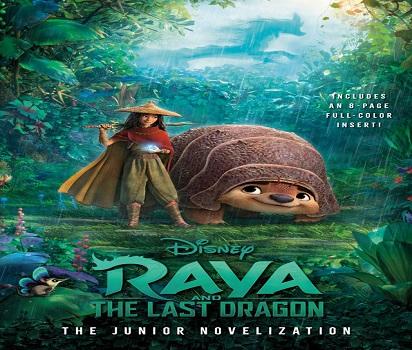 انیمیشن رایا و آخرین اژدها Raya and the Last Dragon 2021