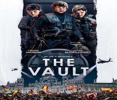 دانلود فيلم زبان اصلي خزانه the vault 2021