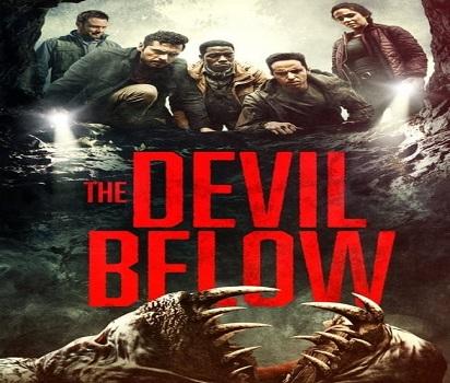 دانلود فيلم خارجي شیطان زیر زمین The Devil Below 2021