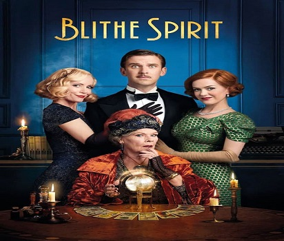 دانلود فيلم روح مهربان Blithe Spirit 2020